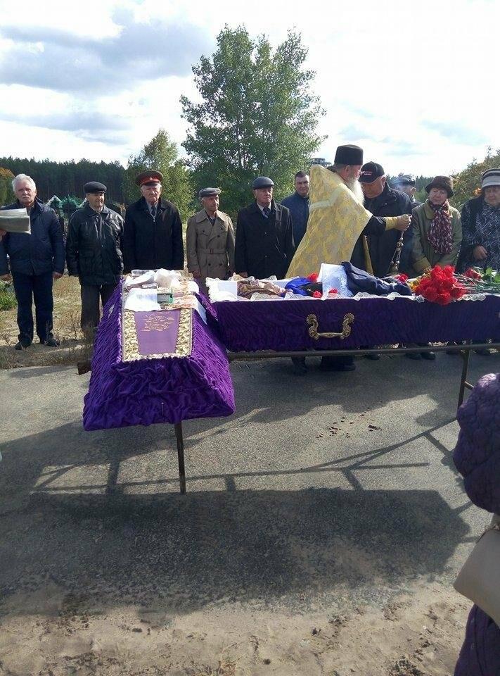 В Ірпені поховали почесного громадянина, фото-2