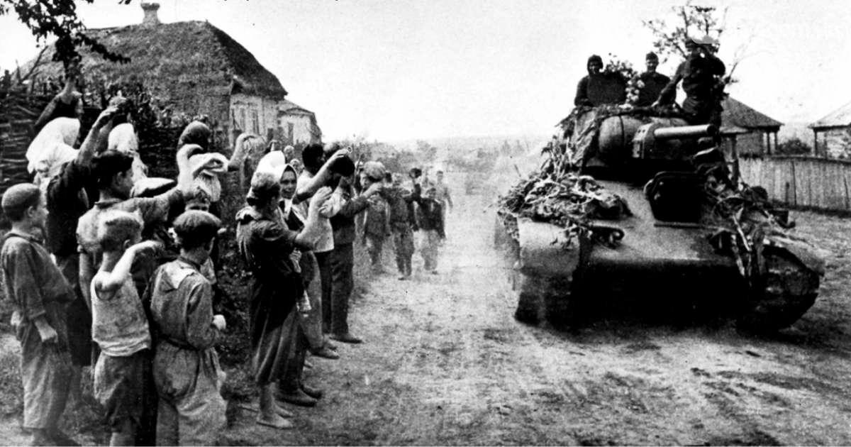 День визволення України від фашистських загарбників, фото-1