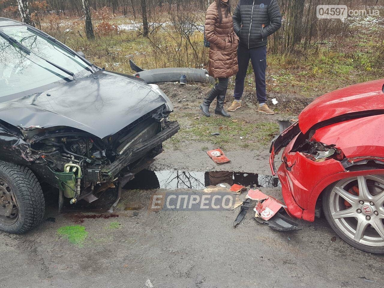 Криваве ДТП на Гостомельському шосе: є жертви, фото-2
