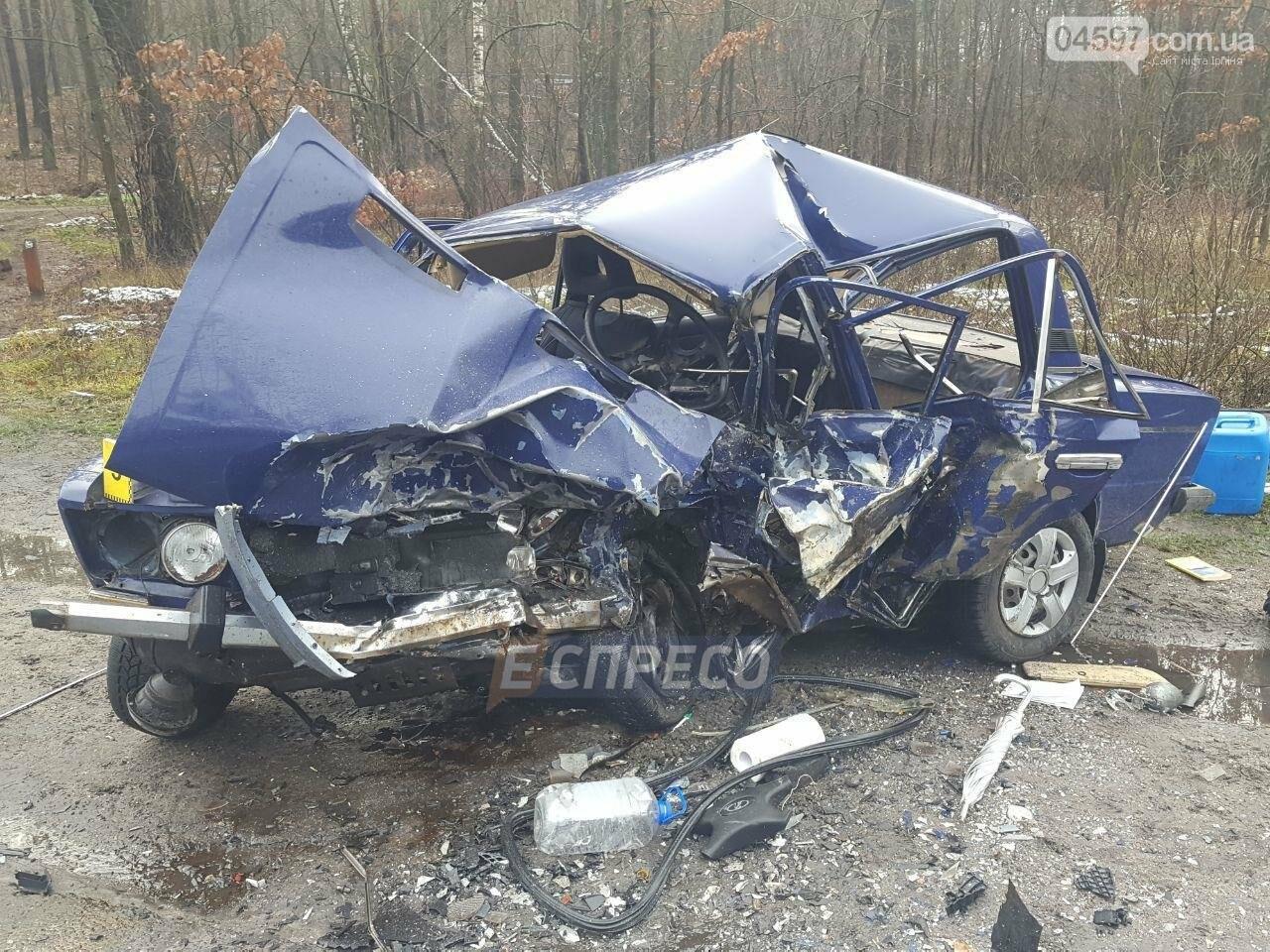 Криваве ДТП на Гостомельському шосе: є жертви, фото-3