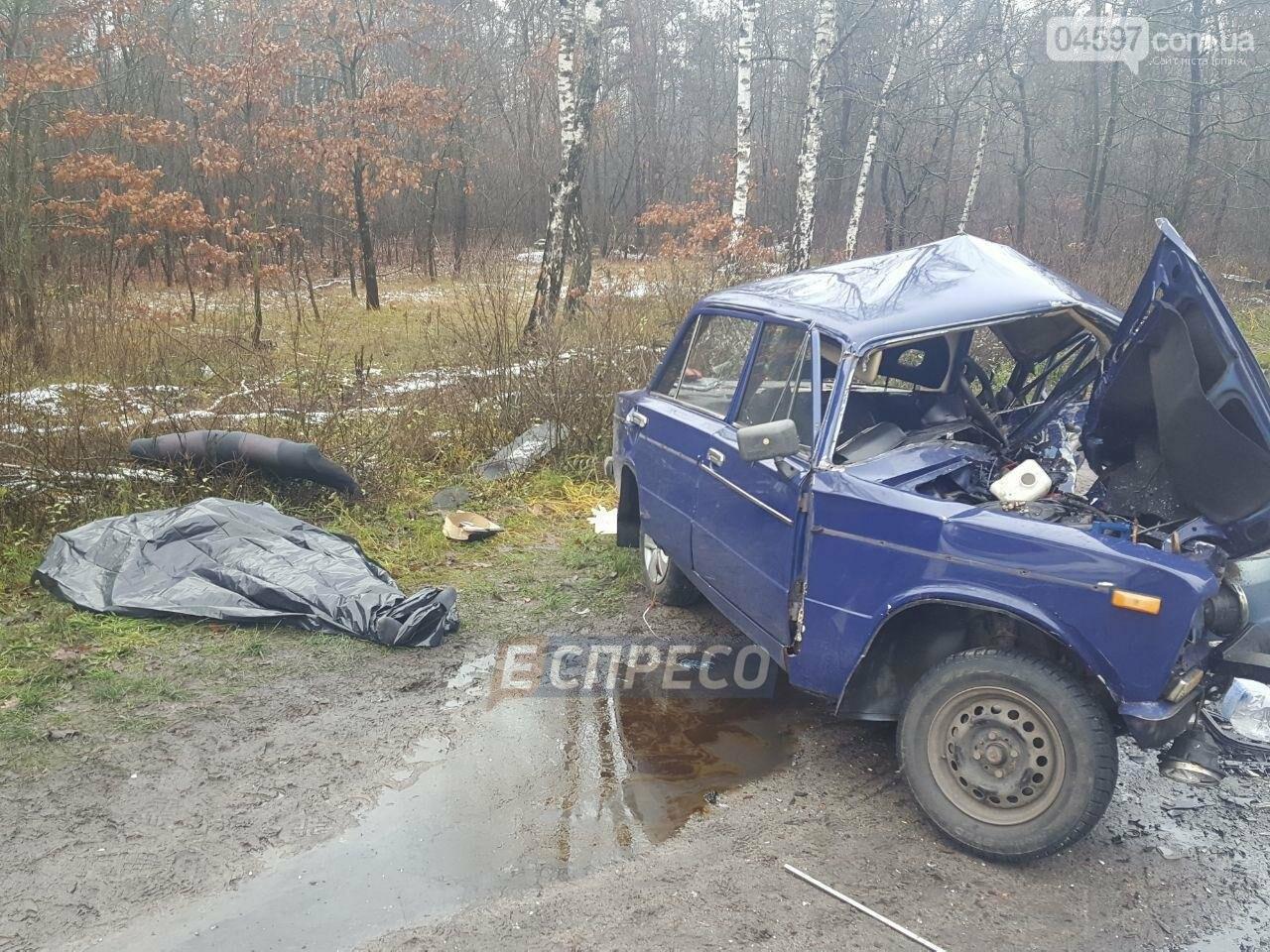 Криваве ДТП на Гостомельському шосе: є жертви, фото-4