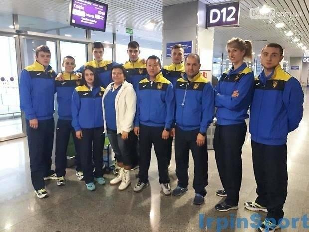 Ірпінські спортсмени поїхали на чемпіонат Європи з тхеквондо, фото-1