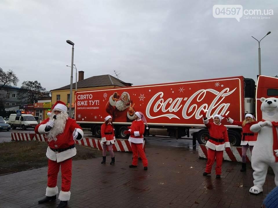 В Ірпені помічена ціла вантажівка свята!, фото-2