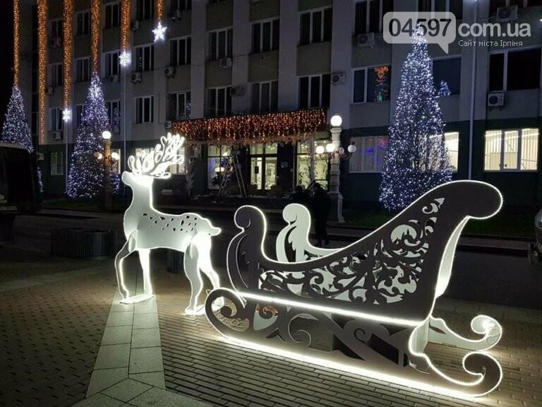Миколай припаркував сани біля мерії, фото-1