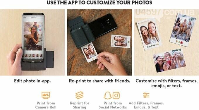 Prynt Pocket : гаджет який перетворює ваш смартфон в Polaroid, фото-2