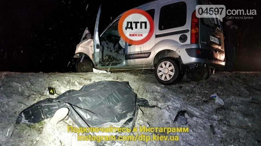 Смертельне ДТП на Новоірпінській трасі, фото-2