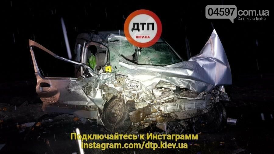 Смертельне ДТП на Новоірпінській трасі, фото-1