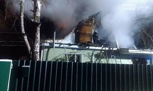 В Гостомелі згорів будинок, сім'я просить допомоги, фото-1