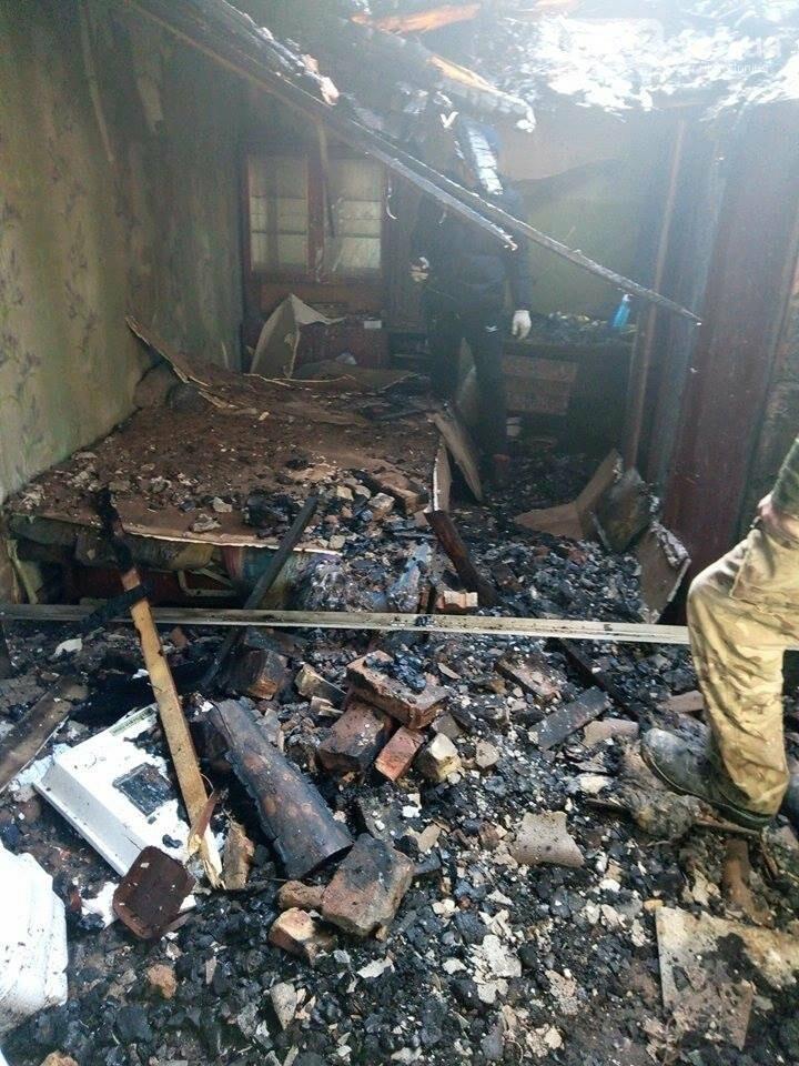 В Гостомелі згорів будинок, сім'я просить допомоги, фото-3