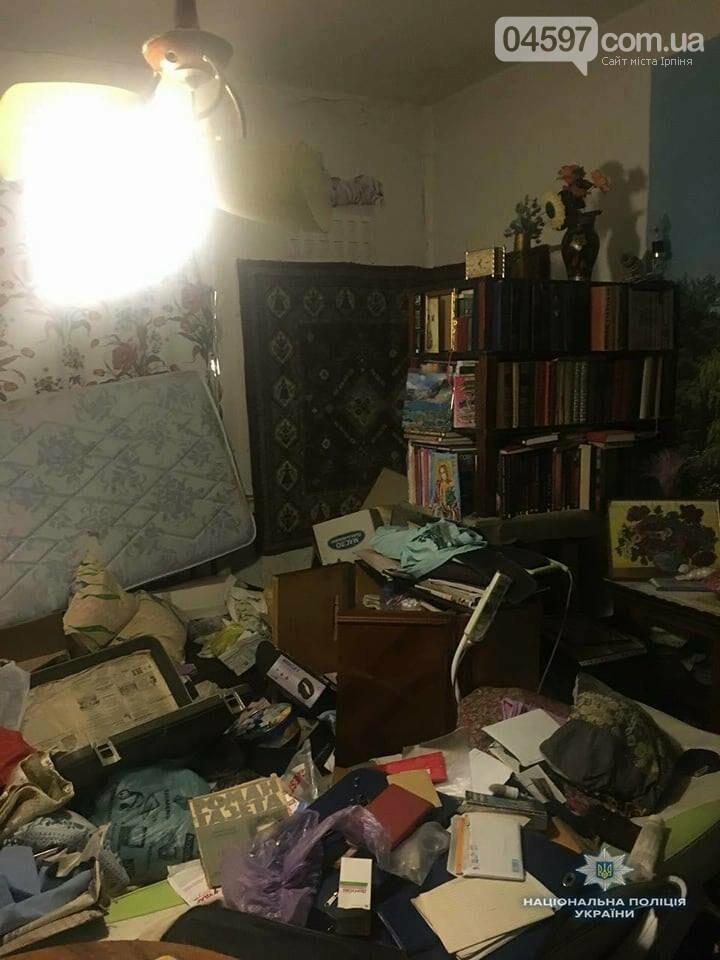 Резонансне вбивство пенсіонерів в Ірпені: деталі злочину, фото-1