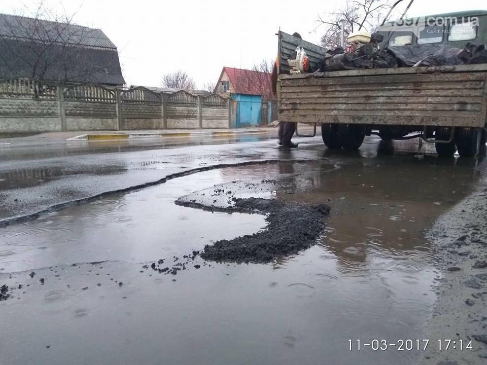 Гостомель будує дороги по-новому, фото-2