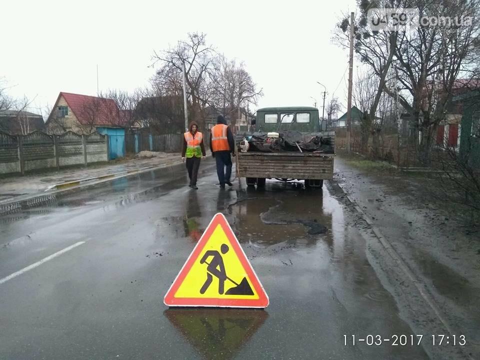 Гостомель будує дороги по-новому, фото-4
