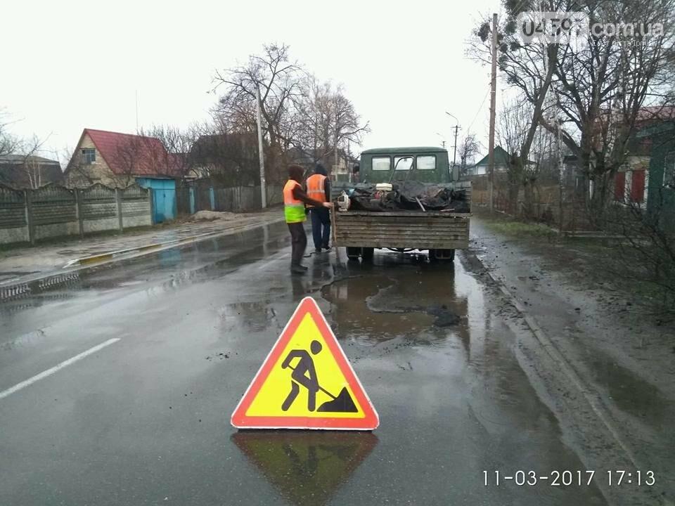 Гостомель будує дороги по-новому, фото-3