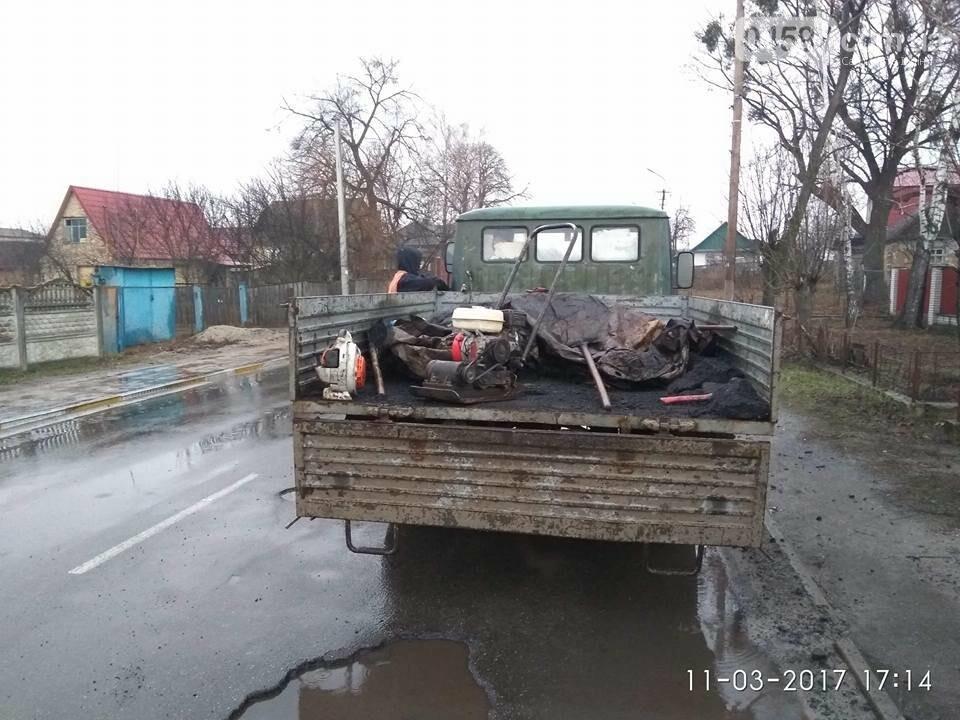 Гостомель будує дороги по-новому, фото-5