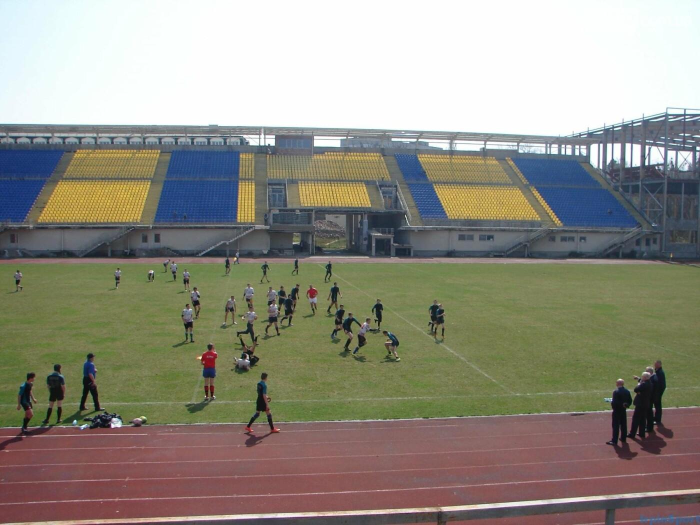 В Ірпені пройшов Чемпіонат України з регбі, фото-1
