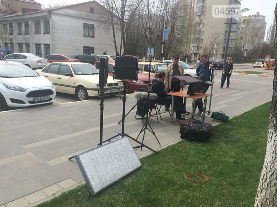 Бучанська міська рада перетворилась на лікарню, фото-3