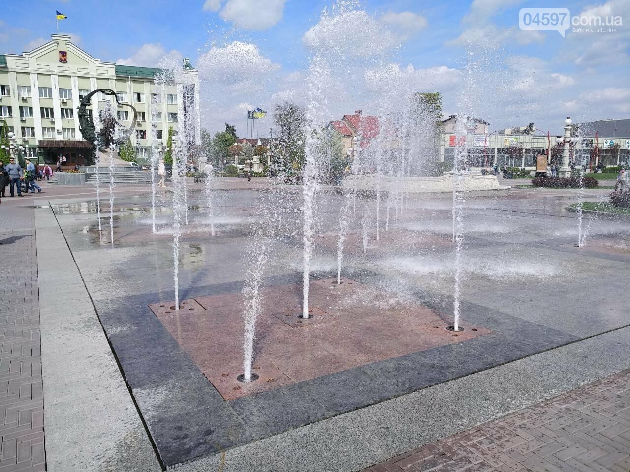 Найближчими днями в центрі Ірпеня запустять фонтан, фото-3