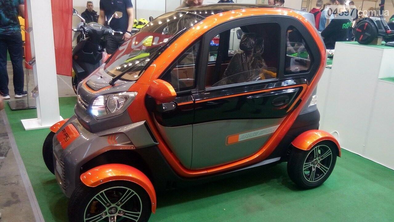 В Україні з'явився найдоступніший електромобіль, фото-1