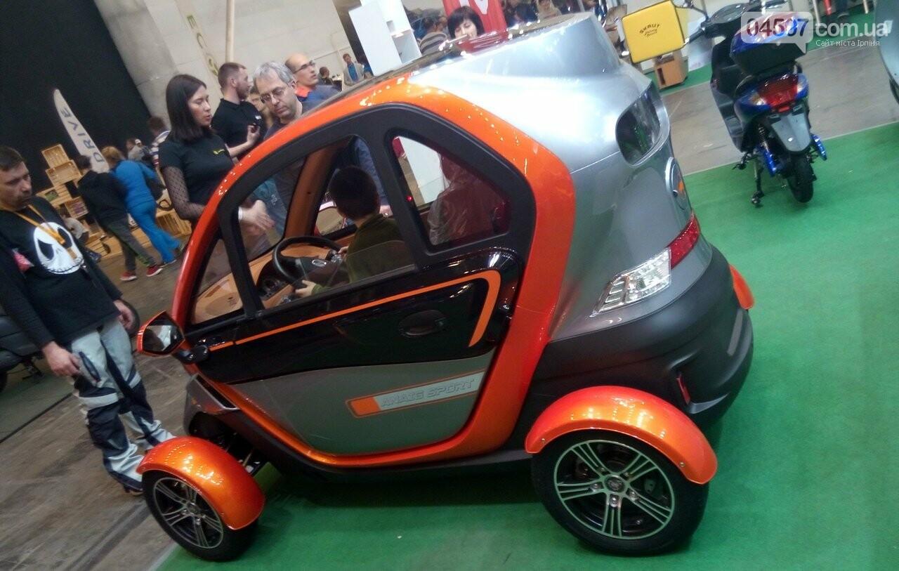 В Україні з'явився найдоступніший електромобіль, фото-2