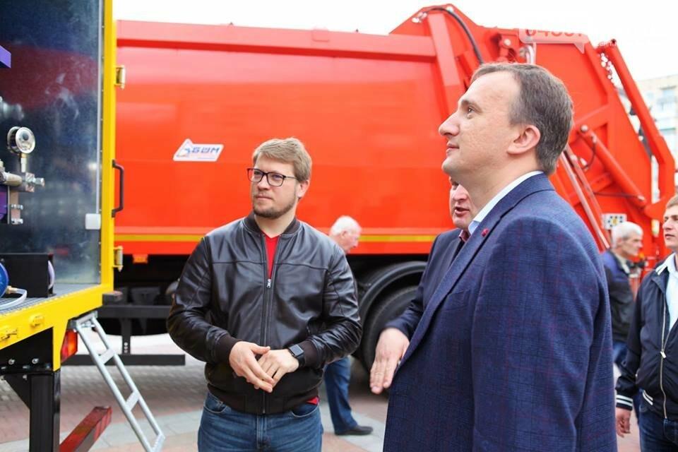 Оновлення автопарку: ірпінські комунальники отримали нову техніку, фото-1