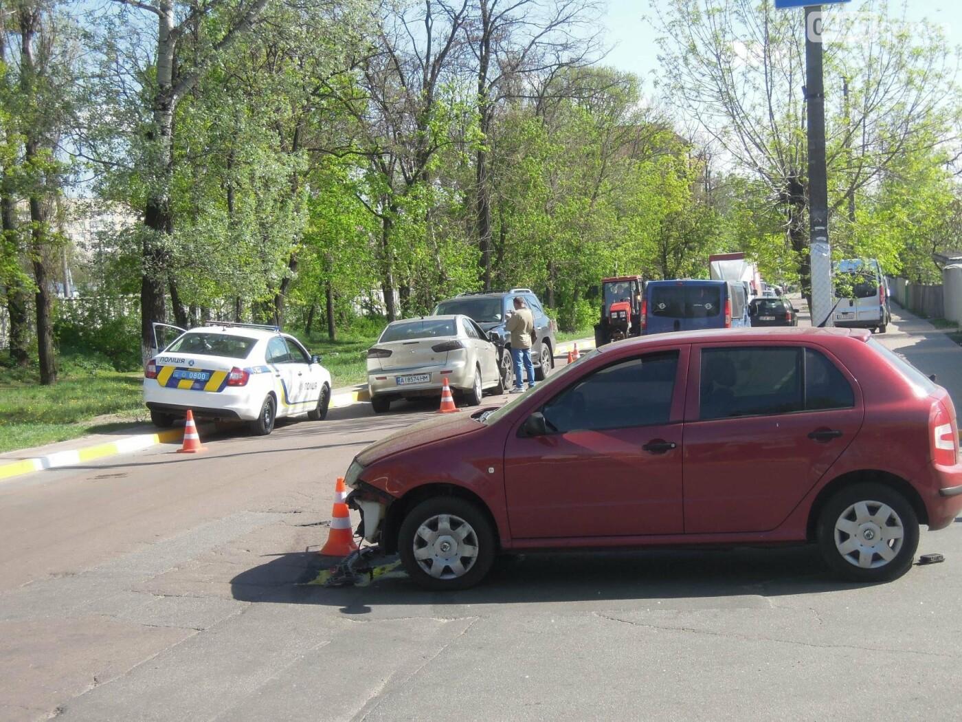 Потрійне ДТП в Ірпені, фото-4