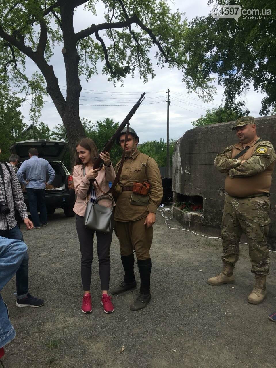 Вчора на ДОТі в Романівці лунали постріли, фото-8
