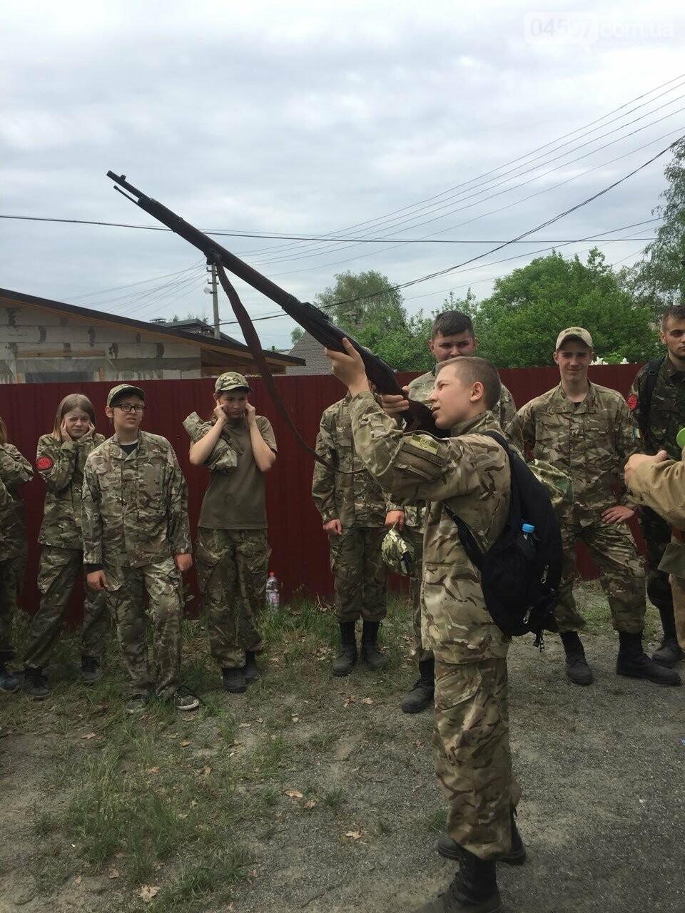 Вчора на ДОТі в Романівці лунали постріли, фото-9