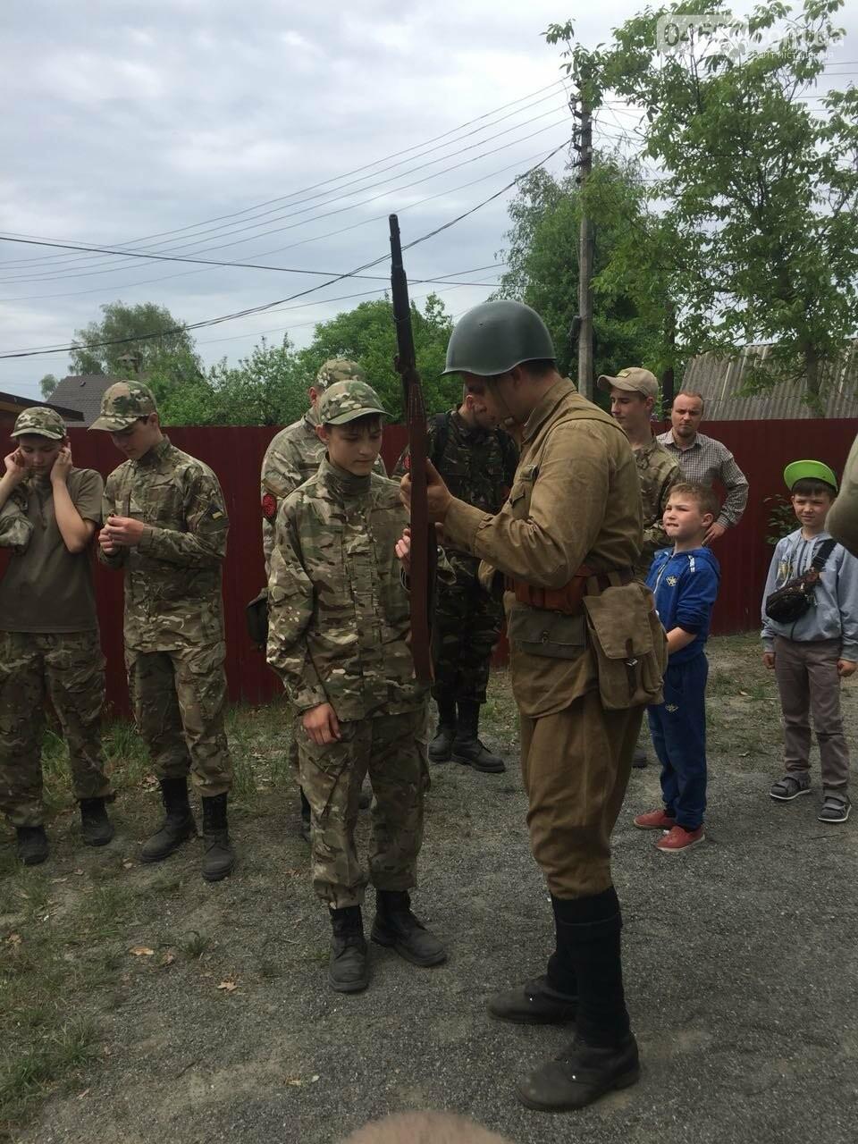 Вчора на ДОТі в Романівці лунали постріли, фото-11
