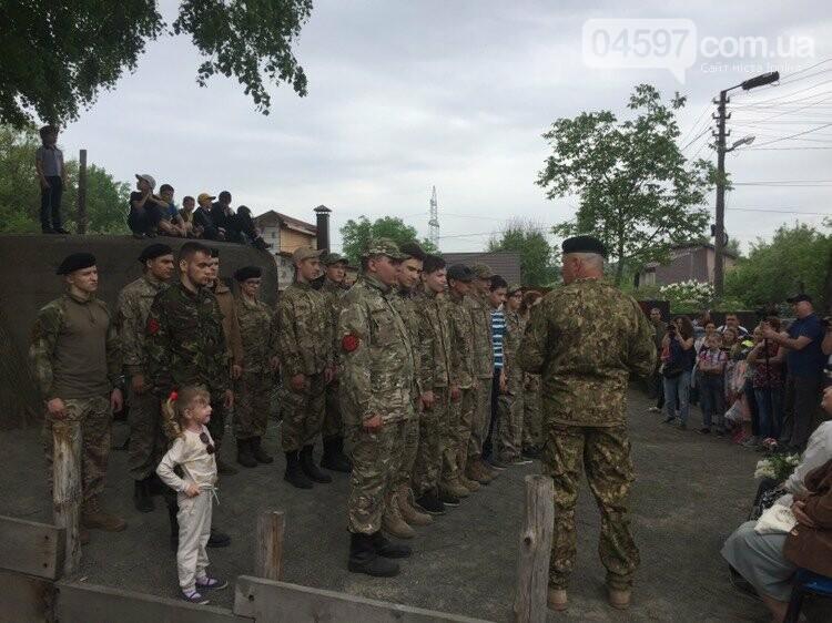 Вчора на ДОТі в Романівці лунали постріли, фото-6
