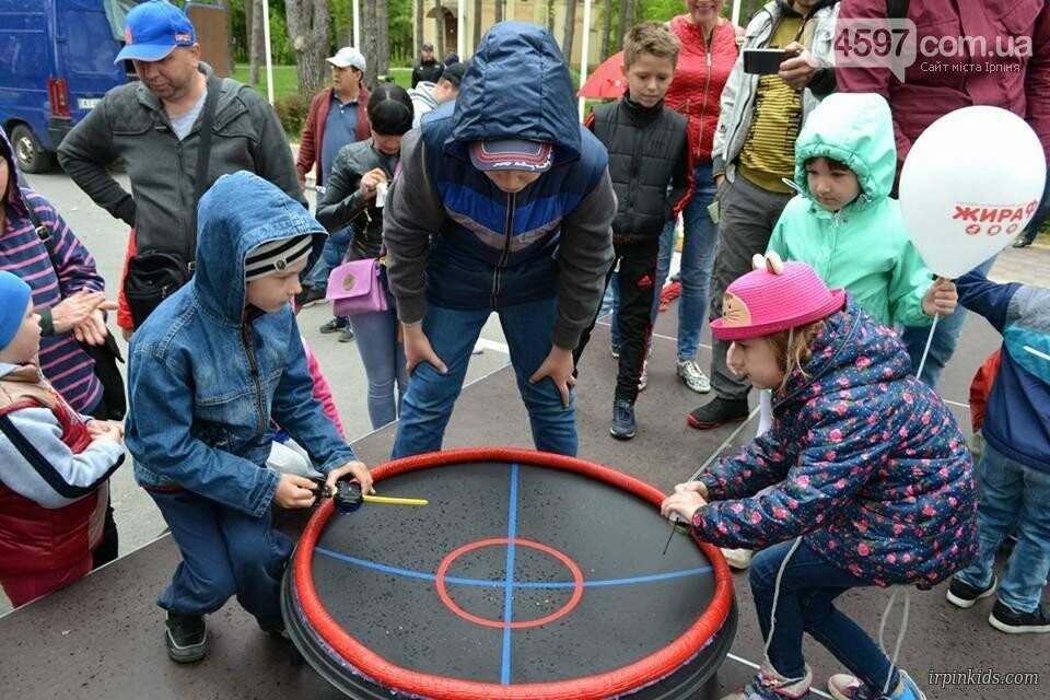 В Ірпені пройшов перший турнір з Бейблейду, фото-6
