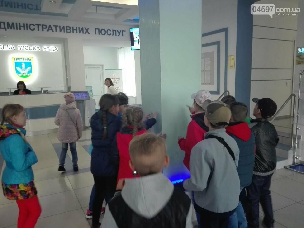 Діти з Донбасу відвідали Ірпінь, фото-6