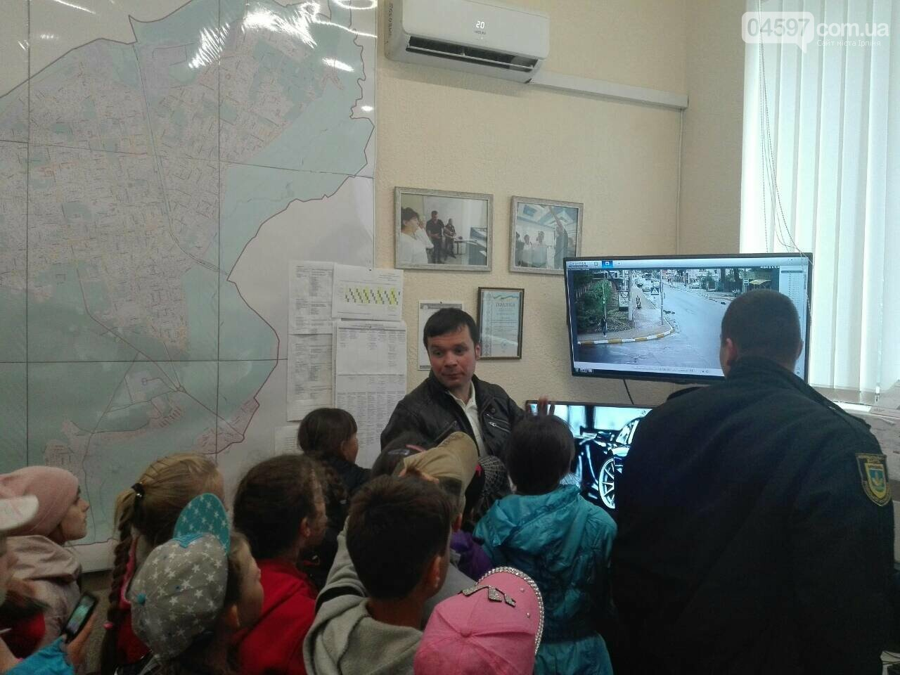 Діти з Донбасу відвідали Ірпінь, фото-3