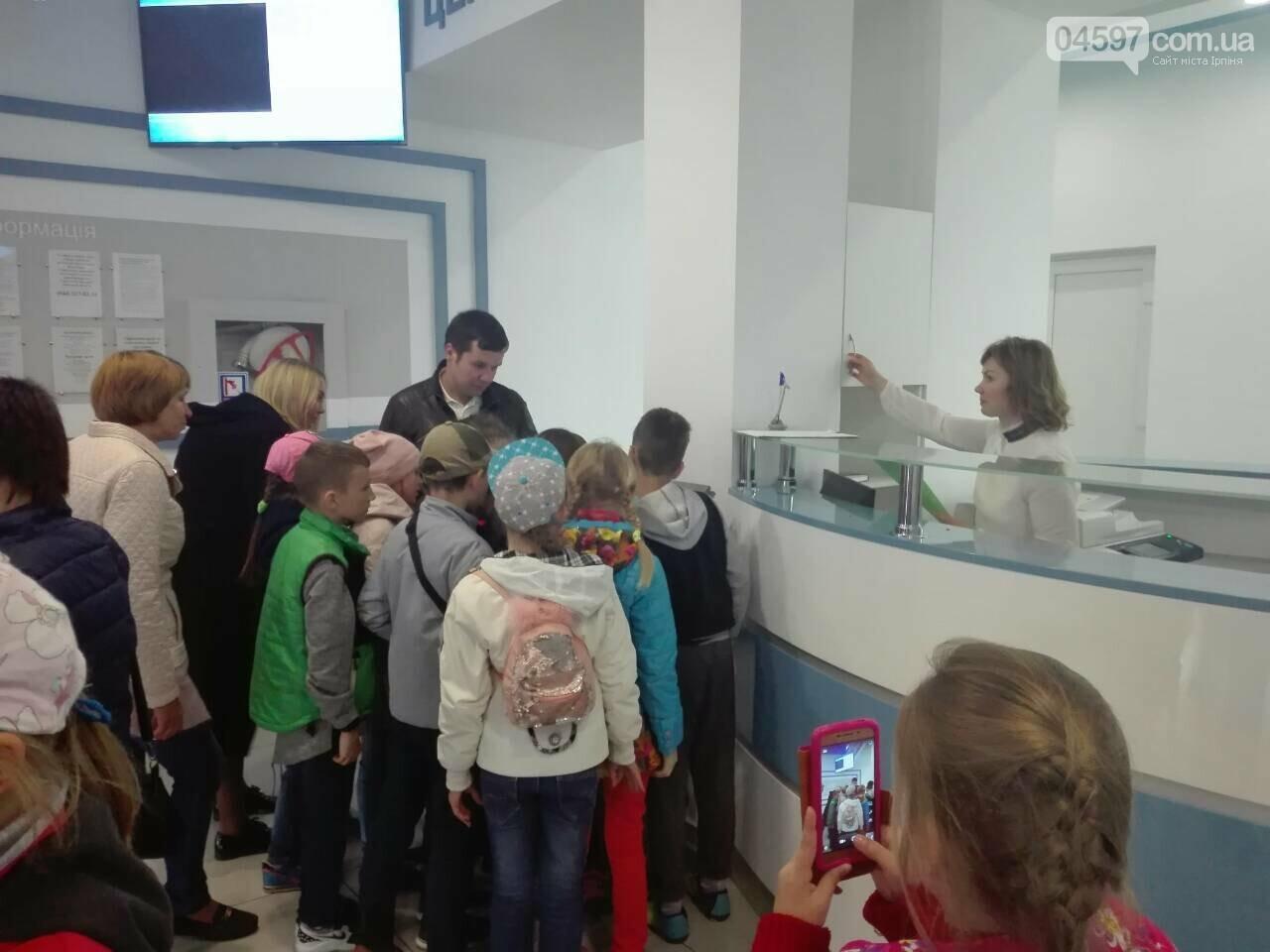 Діти з Донбасу відвідали Ірпінь, фото-5