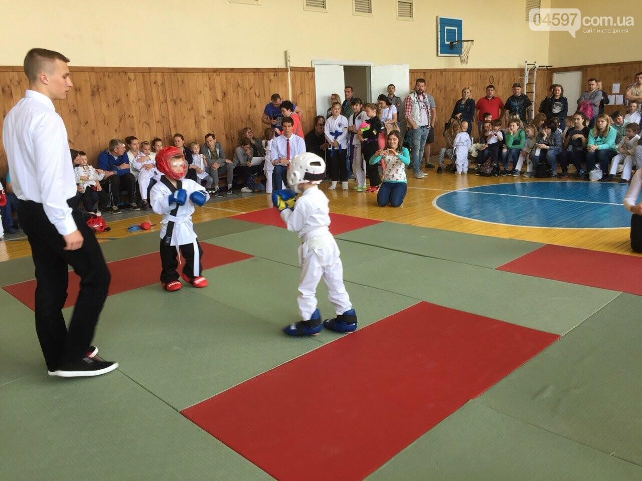 У Гостомелі пройшов дитячий турнір з карате, фото-1