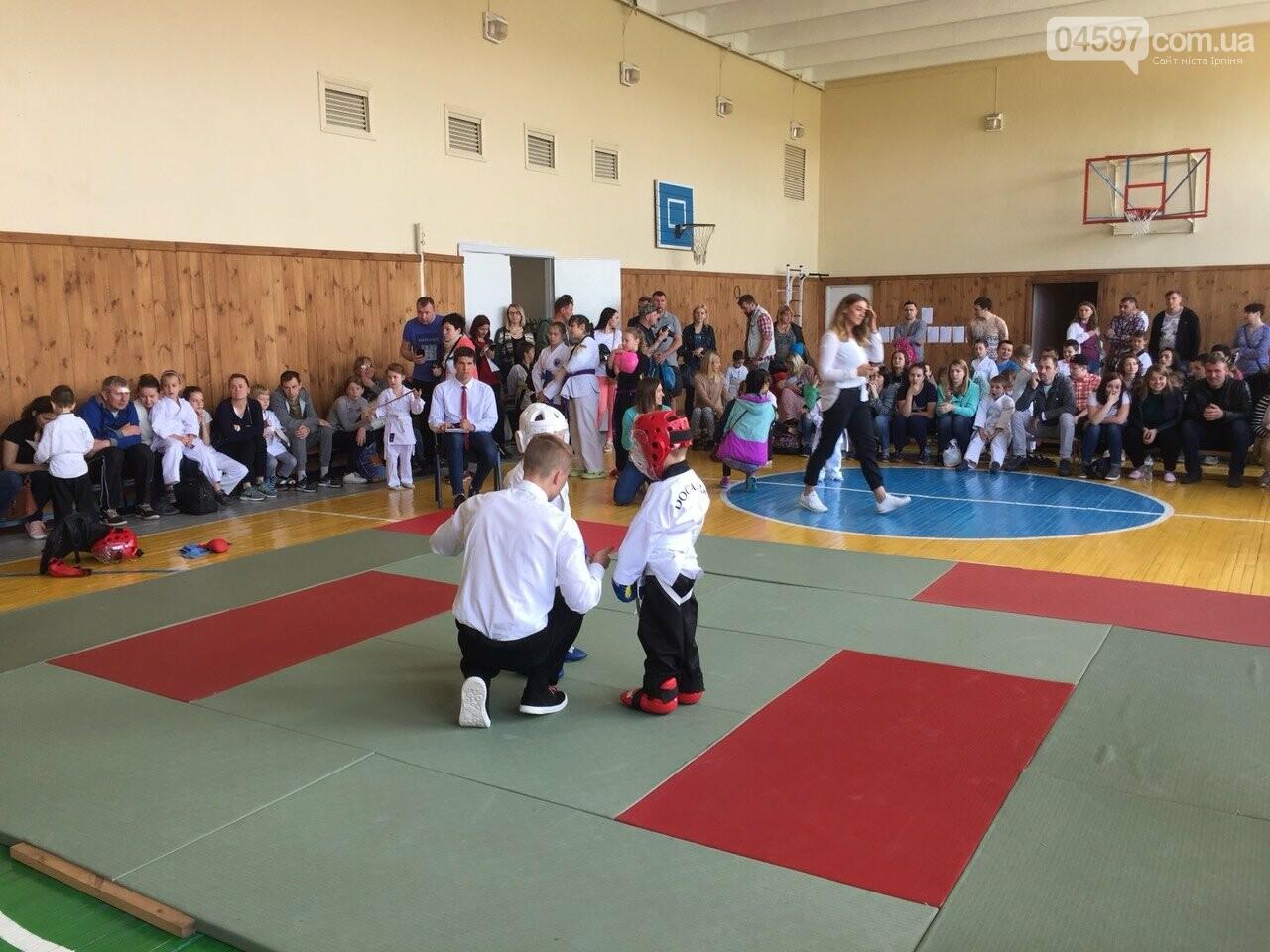 У Гостомелі пройшов дитячий турнір з карате, фото-2
