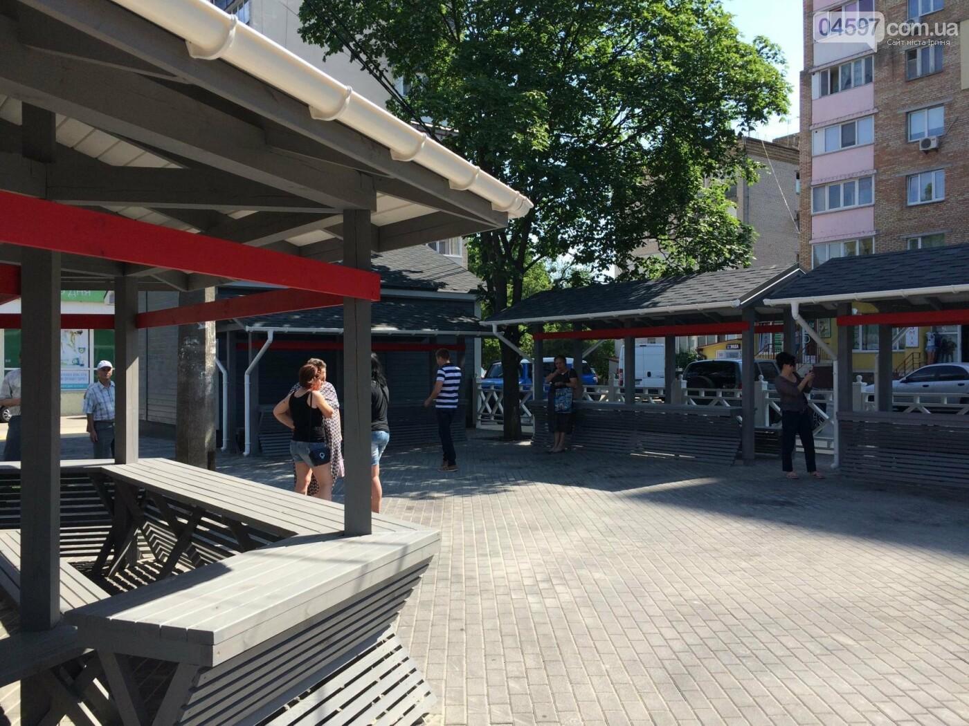 В Ірпені відкрили торговий риночок, фото-2