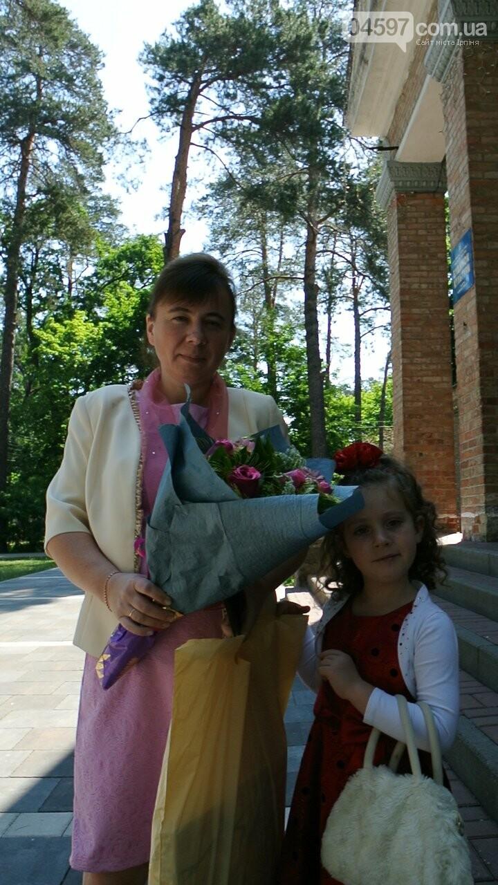 У Бучі вітали мати-героїню, фото-2