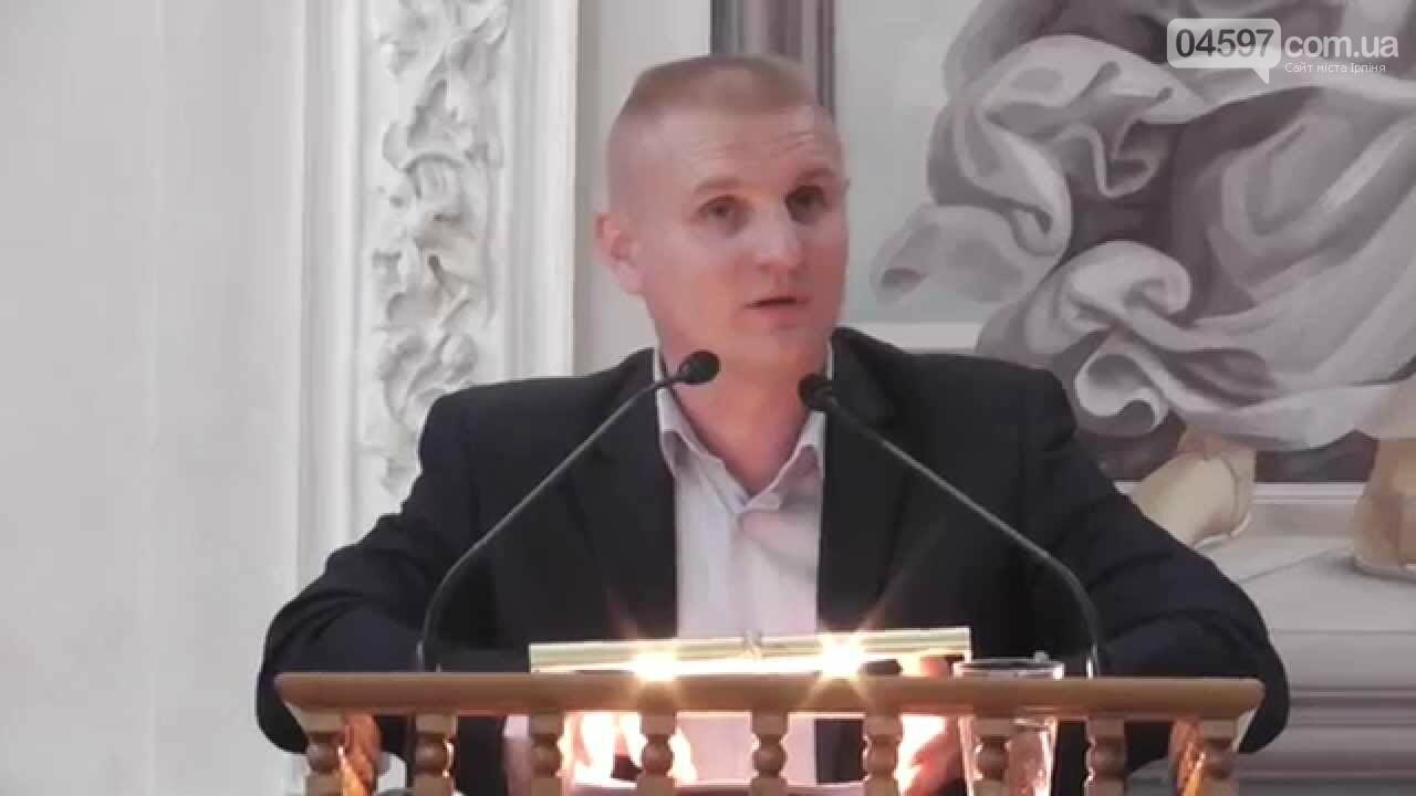 Затриманий гостомельський депутат Поповичук наразі  в органах, фото-1