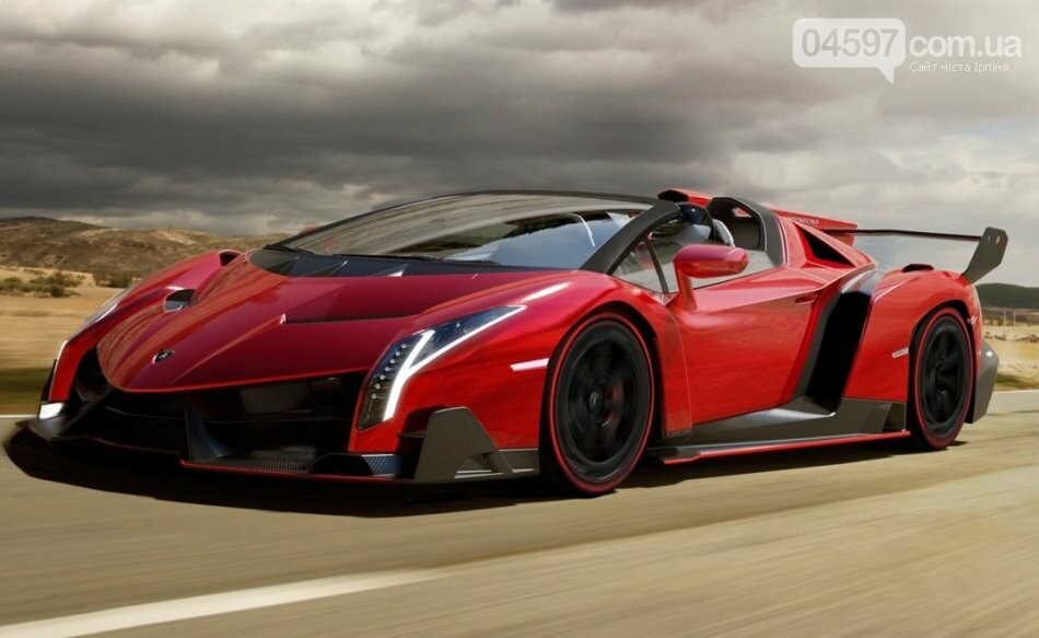 Топ-5 найдорожчих авто у світі, фото-1