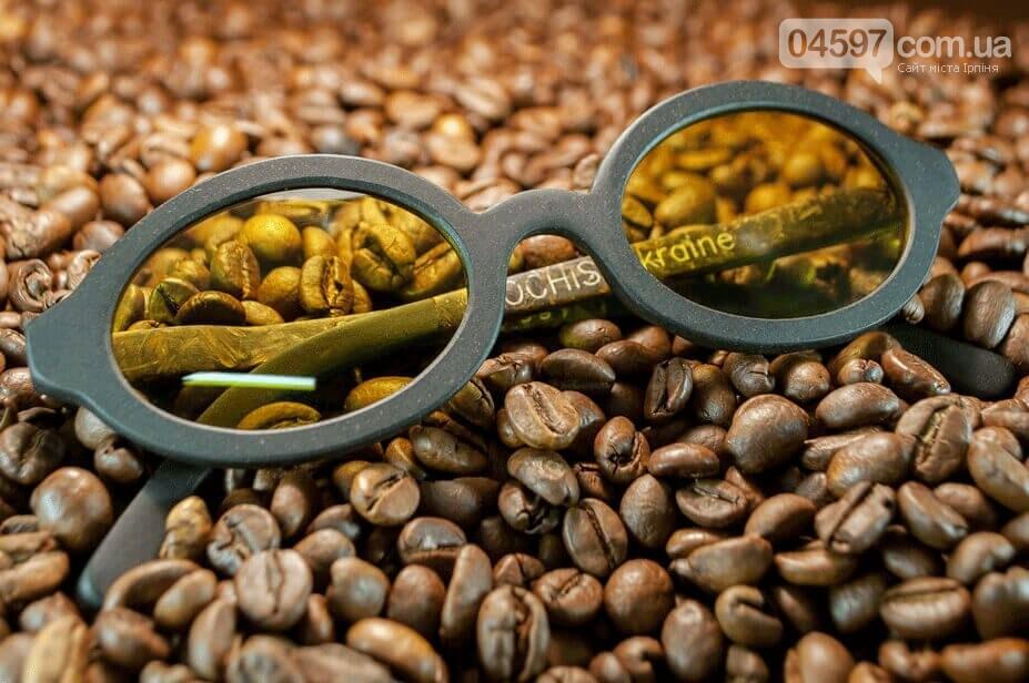 Українці створили окуляри з кави, фото-1