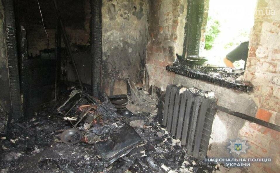 На Київщині психічнохворий задушив, зґвалтував, пограбував і підпалив пенсіонерку, фото-1