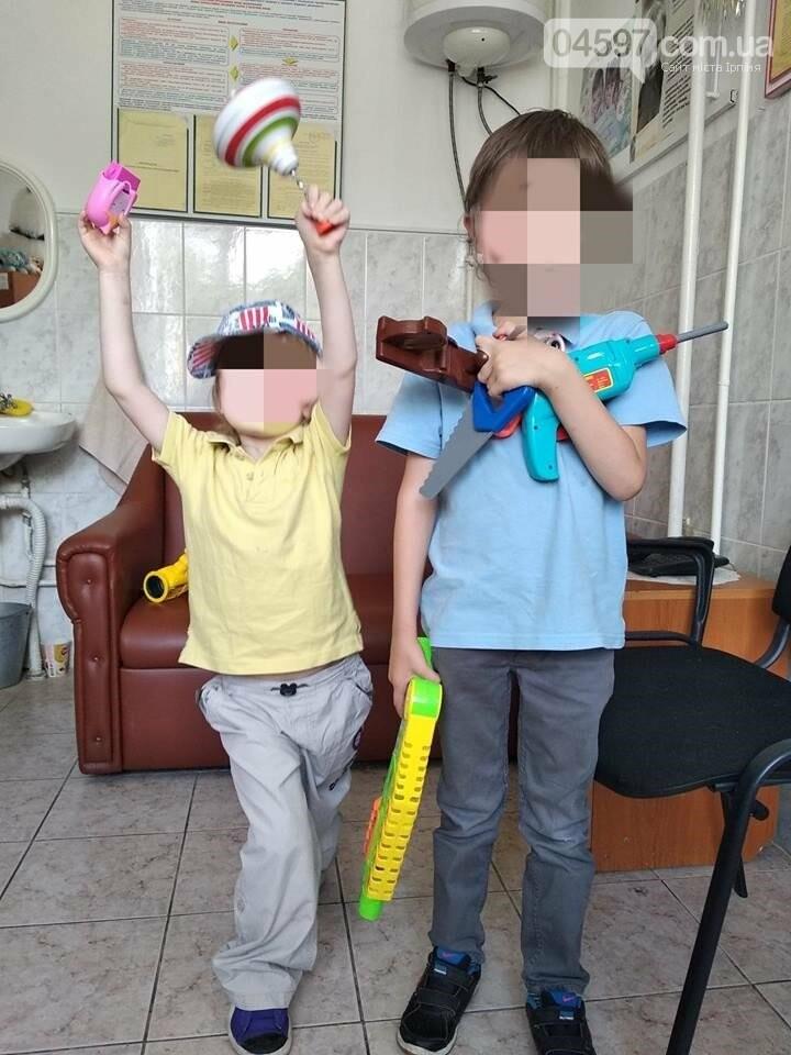 У Приірпінні виявлено залишених напризволяще дошкільнят, фото-2