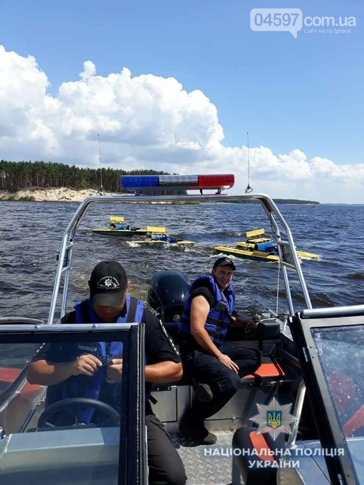 На Київщині новостворена водна поліція повернула власнику зниклі катамарани, фото-4