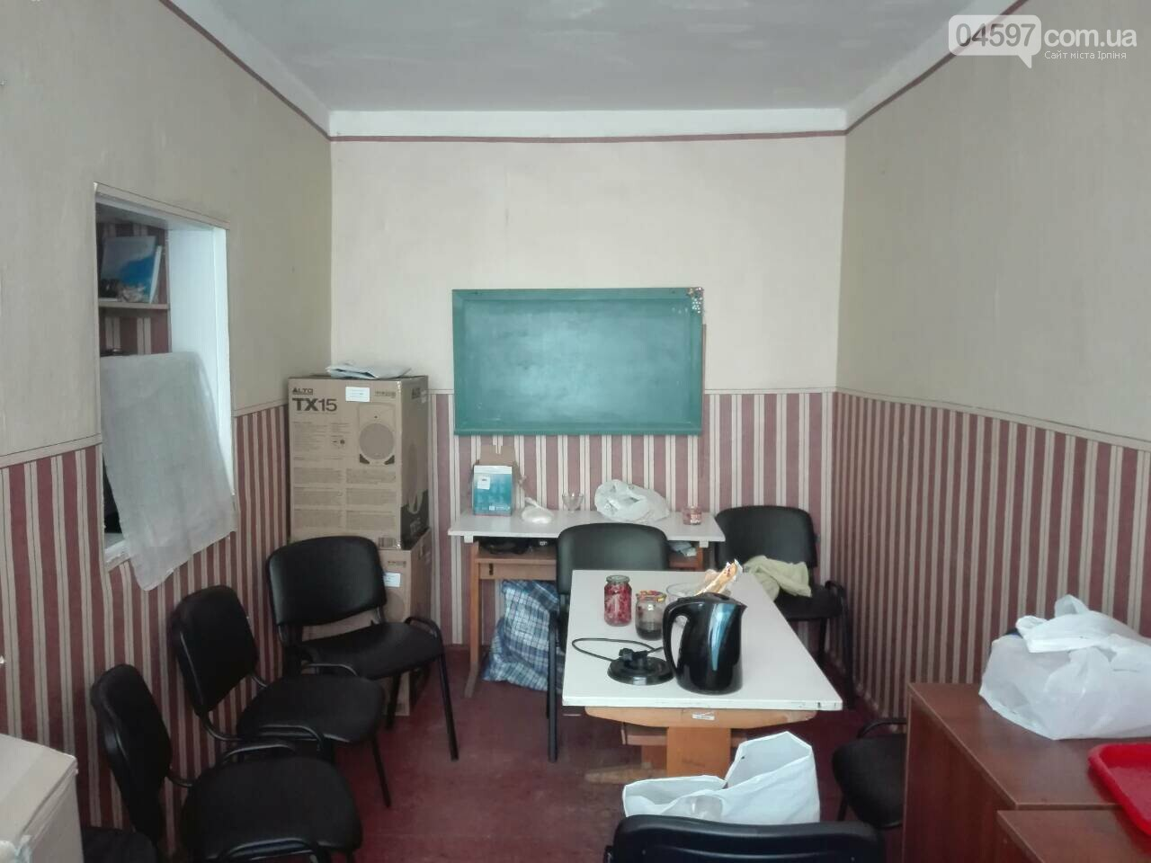 Міський будинок культури ГДК знаходиться в жахливому стані (Фото), фото-18
