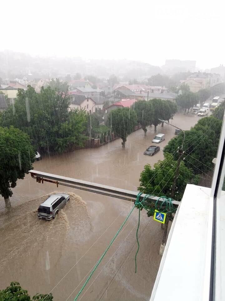 Вчорашня злива: відчути себе у Венеції ірпінчани могли не довго, фото-2