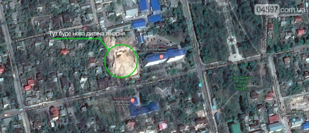 Що будуватимуть на місці дитячої лікарні на Давидчука, фото-1