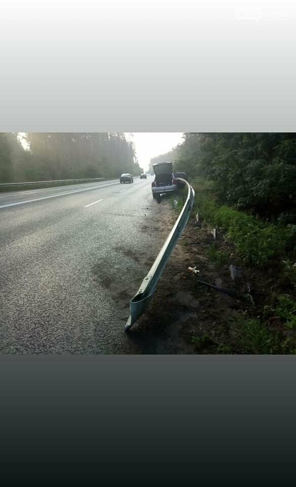 Аварія поблизу Ірпеня, фото-1