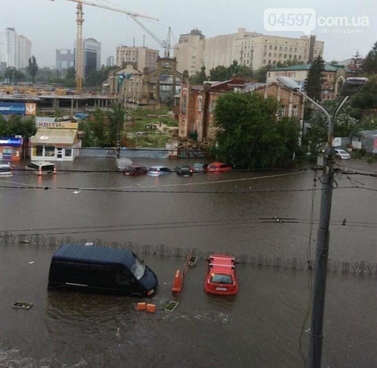 В Ірпені винен Карплюк, а в Києві хто?, фото-1