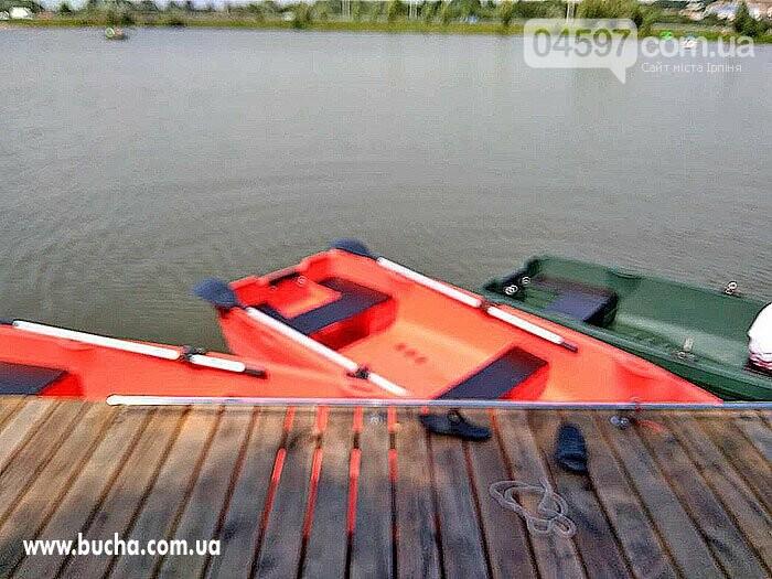 У Бучі відкрився пункт прокату човнів та катамаранів, фото-2