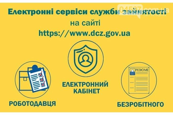 В Україні запрацювала електронна служба зайнятості, фото-1